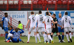 Hamilton Academical v Hibernian - Ladbrokes Scottish Premiership