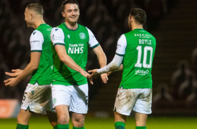 Motherwell v Hibernian - Ladbrokes Scottish Premiership