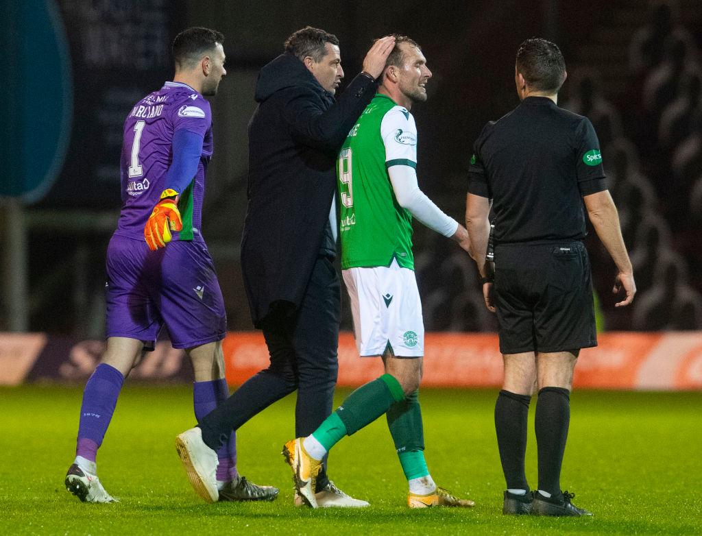 Motherwell v Hibernian - Ladbrokes Scottish Premiership