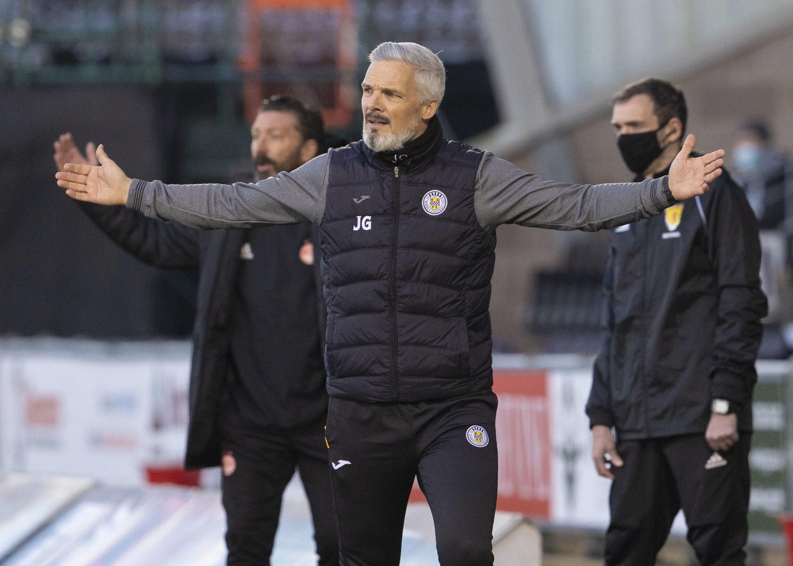 St. Mirren v Aberdeen - Ladbrokes Scottish Premiership