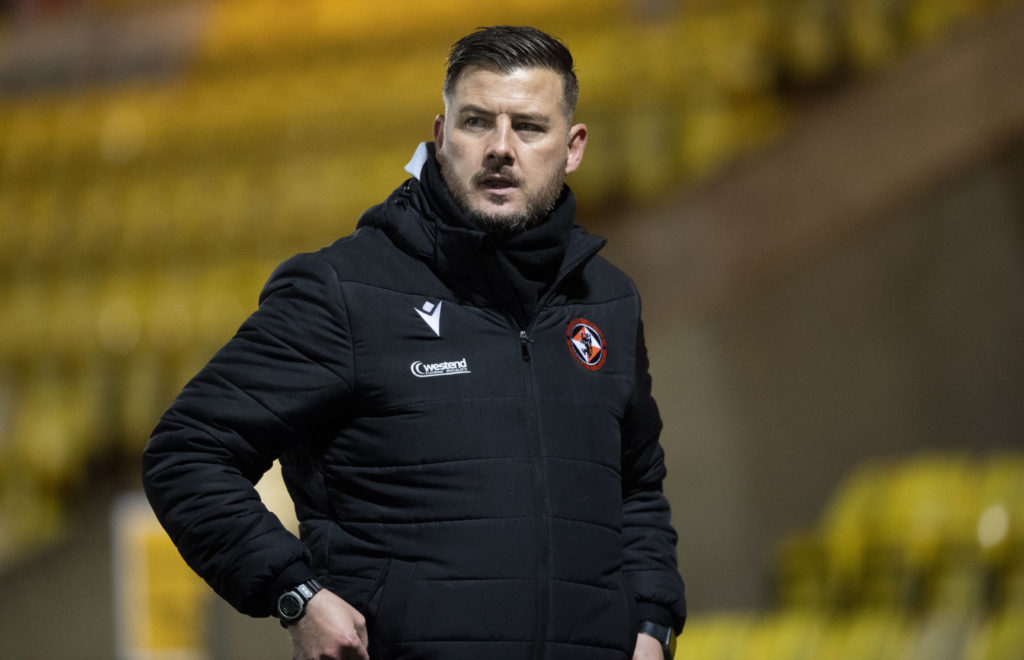 Dundee United fail to take advantage as Rangers loanee sees red for Livi