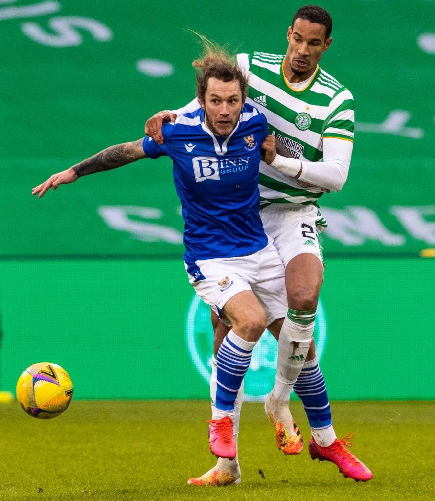 Celtic v St. Johnstone - Ladbrokes Scottish Premiership