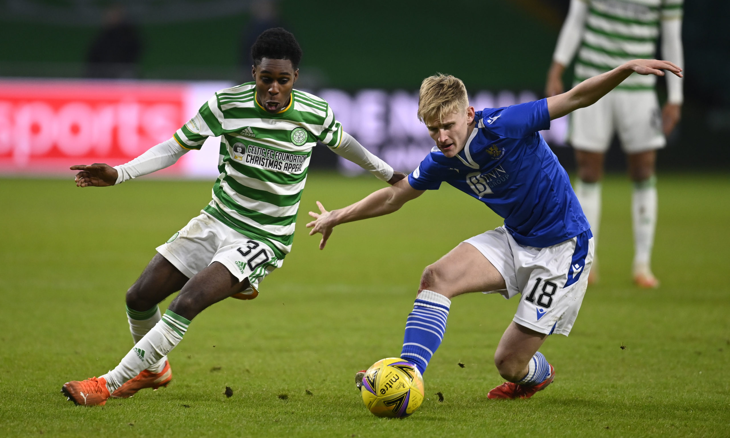 Celtic v St. Johnstone - Ladbrokes Scottish Premiership
