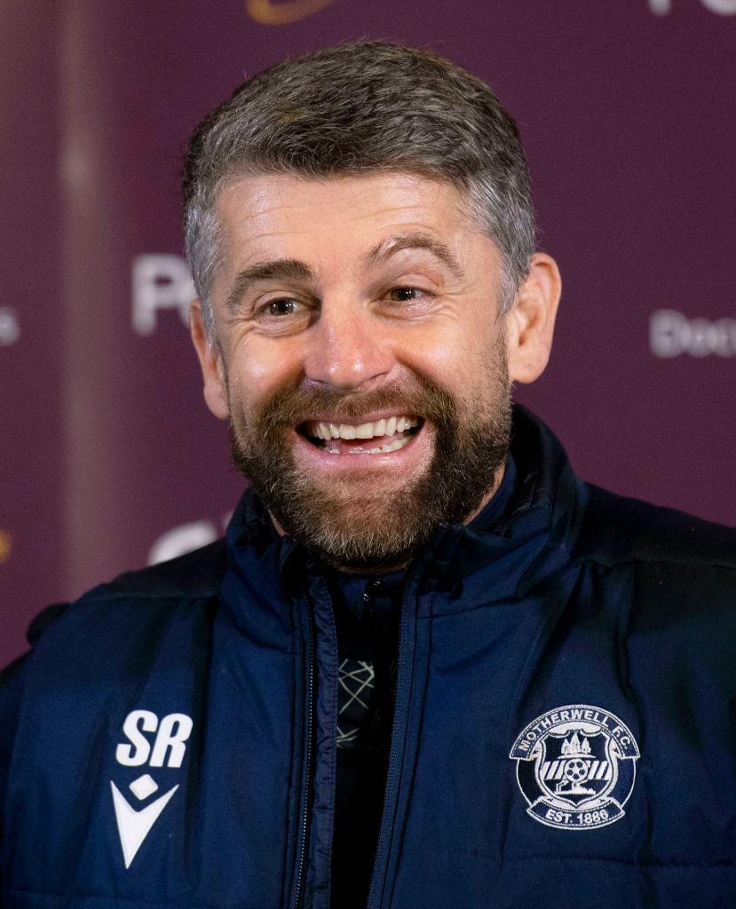 The Celtic star isn't Robinson's concern.