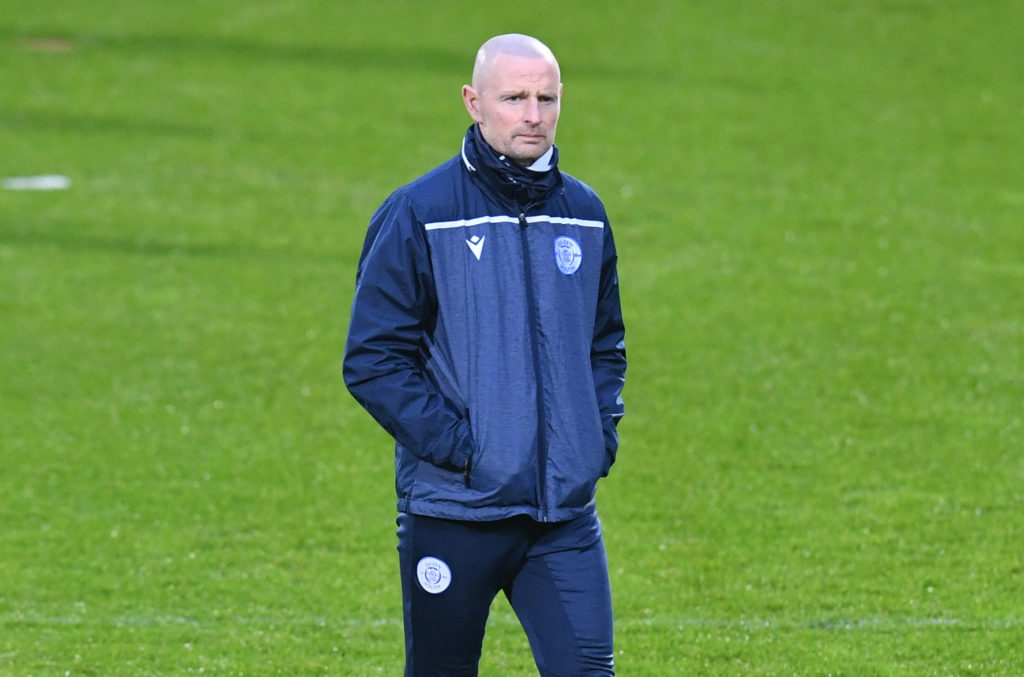 'Not good enough' - Queen of the South boss raises alarm after third consecutive defeat