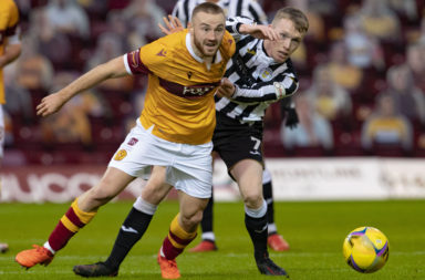 Motherwell v St. Mirren - Ladbrokes Scottish Premiership