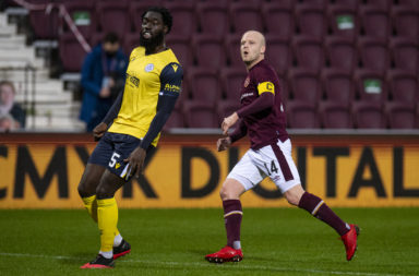 Heart of Midlothian v Queen of the South - Scottish Championship