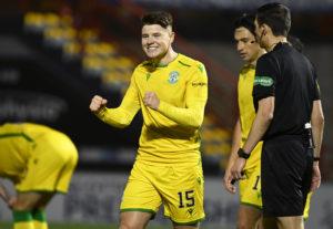 Kevin Nisbet is a Celtic target.