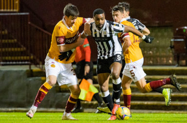 Motherwell v St. Mirren - Ladbrokes Scottish Premiership