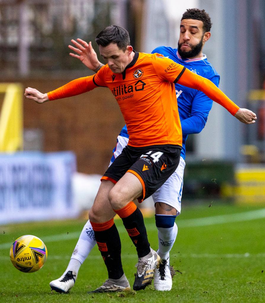 Dundee United v Rangers - Ladbrokes Scottish Premiership
