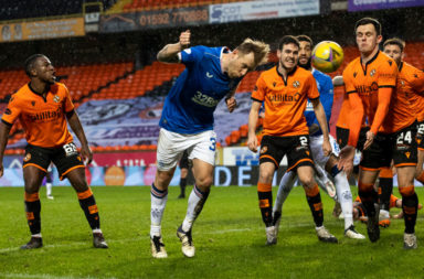 Dundee United v Rangers - Ladbrokes Scottish Premiership