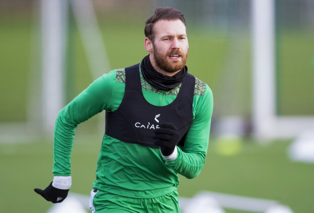 Opinion: 27-year-old's return to form has come at just the right time for Hibernian
