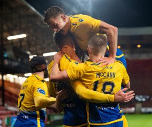 Dunfermline Athletic v St Johnstone - Betfred Cup Quarter Final