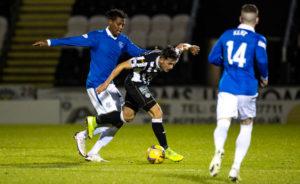 St Mirren v Rangers - Betfred Cup Quarter-Final
