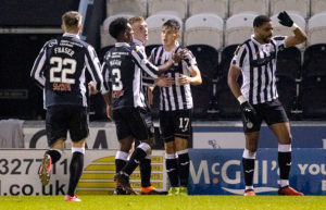 St Mirren v Rangers - Betfred Cup Quarter-Final