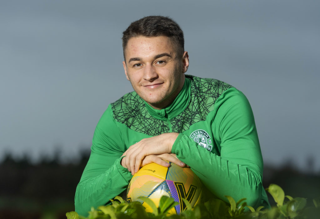 'He's fantastic' - Hibee hails teammate linked with seven-figure move to West Ham United