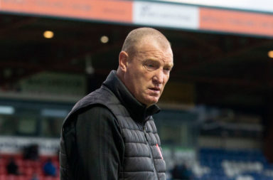 Ross County v Hamilton Academical - Ladbrokes Scottish Premiership