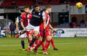 Dundee v Dunfermline - Scottish Championship