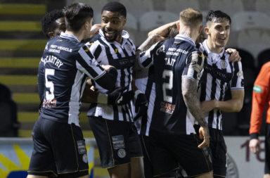 St. Mirren v St. Johnstone - Ladbrokes Scottish Premiership