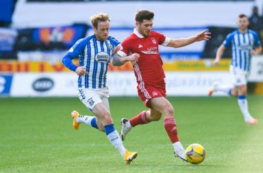 Kilmarnock v Aberdeen - Ladbrokes Scottish Premiership