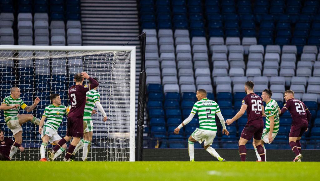 Celtic v Heart of Midlothian - Scottish Cup Final