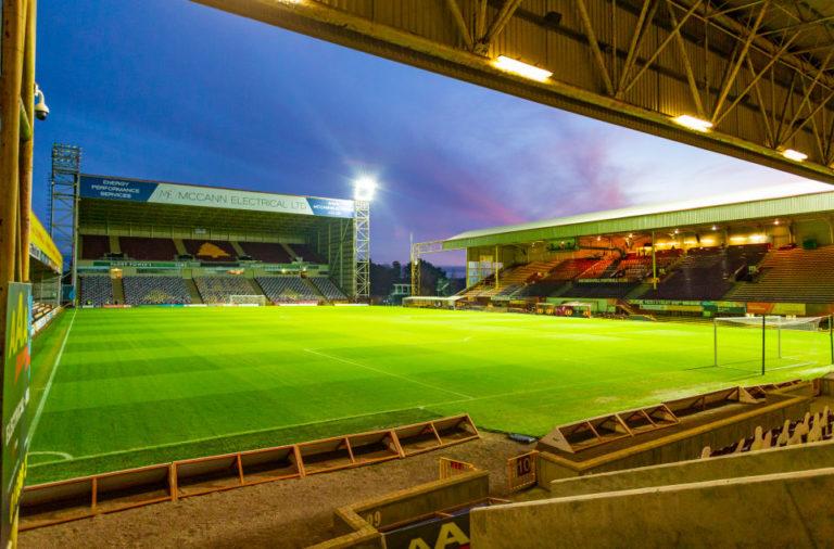 Motherwell v st mirren - Ladbrokes Scottish Premiership