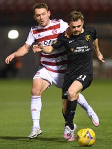 Hamilton Academical v Livingston - Ladbrokes Scottish Premiership