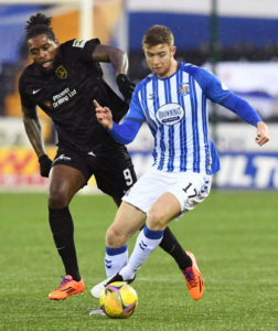 Kilmarnock v Livingston - Ladbrokes Scottish Premiership
