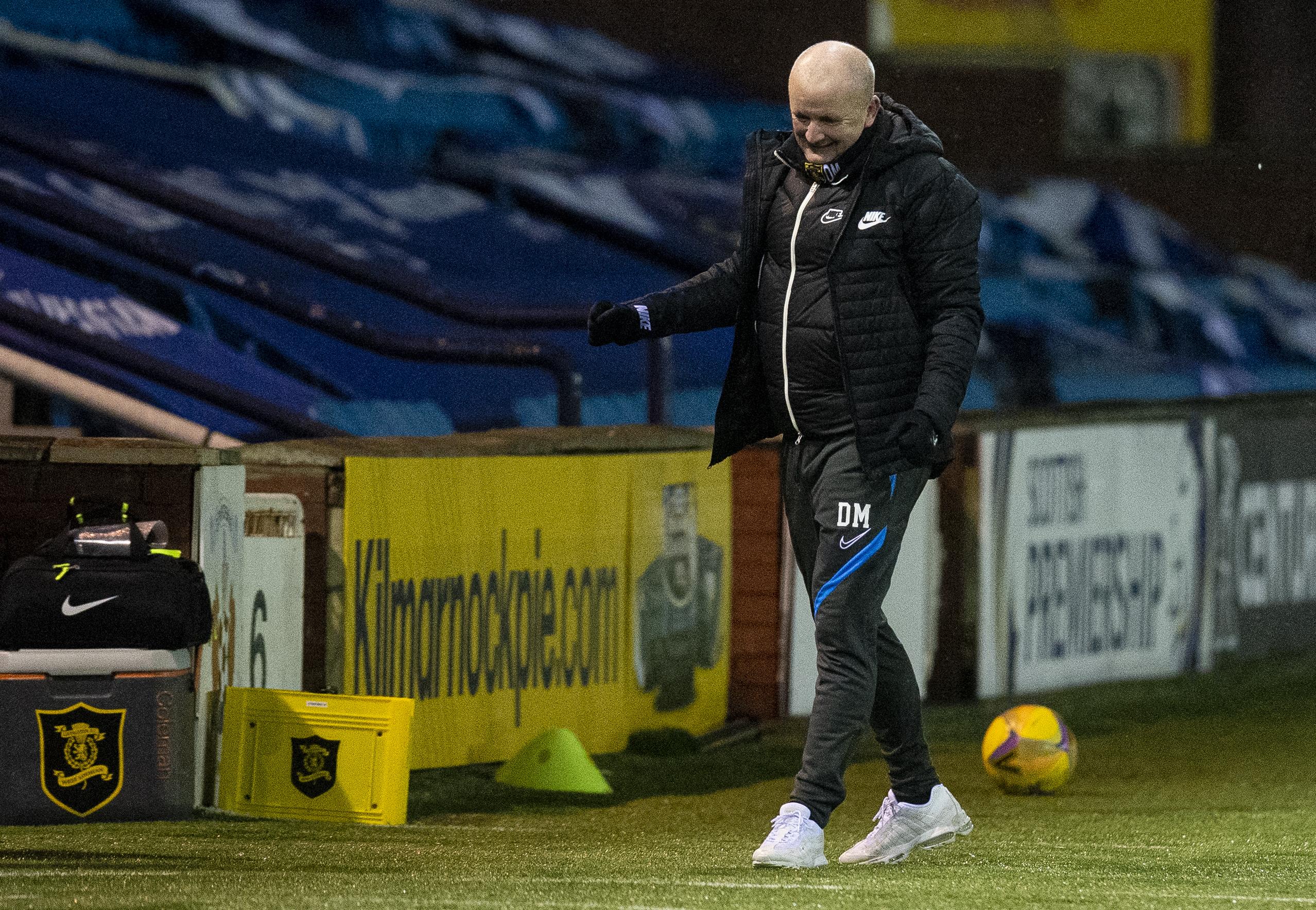 Kilmarnock v Livingston - Ladbrokes Scottish Premiership