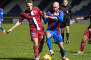 Inverness Caledonian Thistle v Dunfermline - Scottish Championship