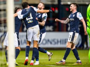 Dundee v Alloa Athletic - Scottish Championship