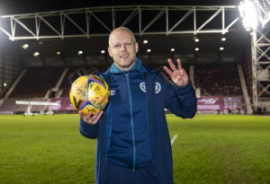 Everton hero Steven Naismith is moving to a new role at Hearts.