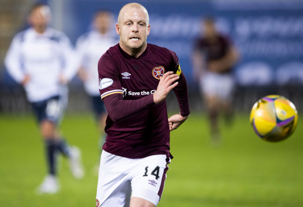 'I am fortunate' - Everton hero explains decision to retire as he takes up Jambos role