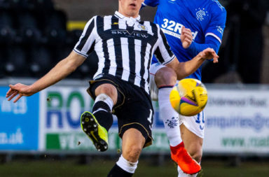 St Mirren v Rangers - Ladbrokes Scottish Premiership