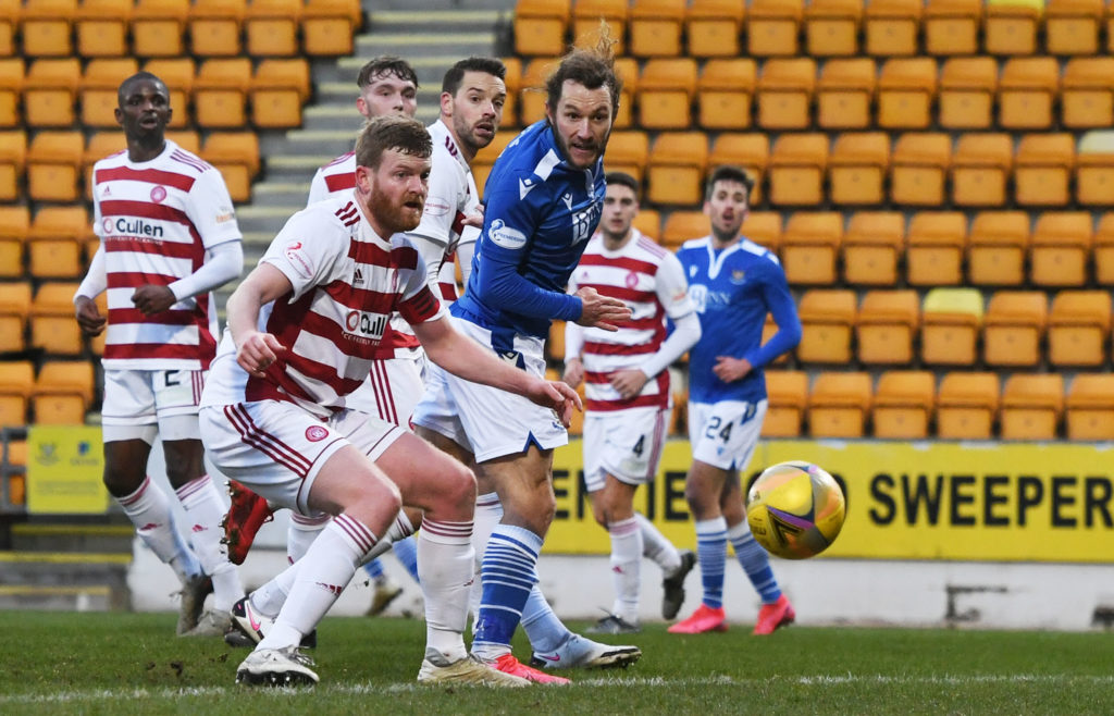 Three things we learned as Hamilton's defence holds St Johnstone to 0-0 draw
