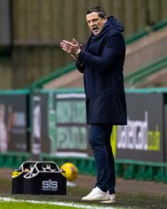Hibernian v Ross County - Ladbrokes Scottish Premiership