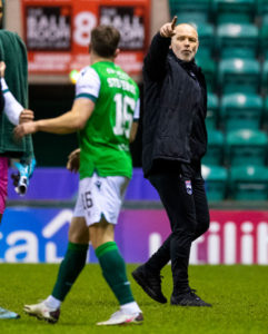 Hibernian v Ross County - Ladbrokes Scottish Premiership