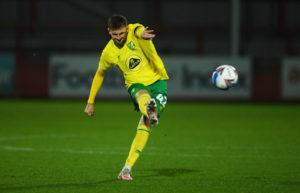 Cheltenham Town v Norwich City U21 - EFL Trophy