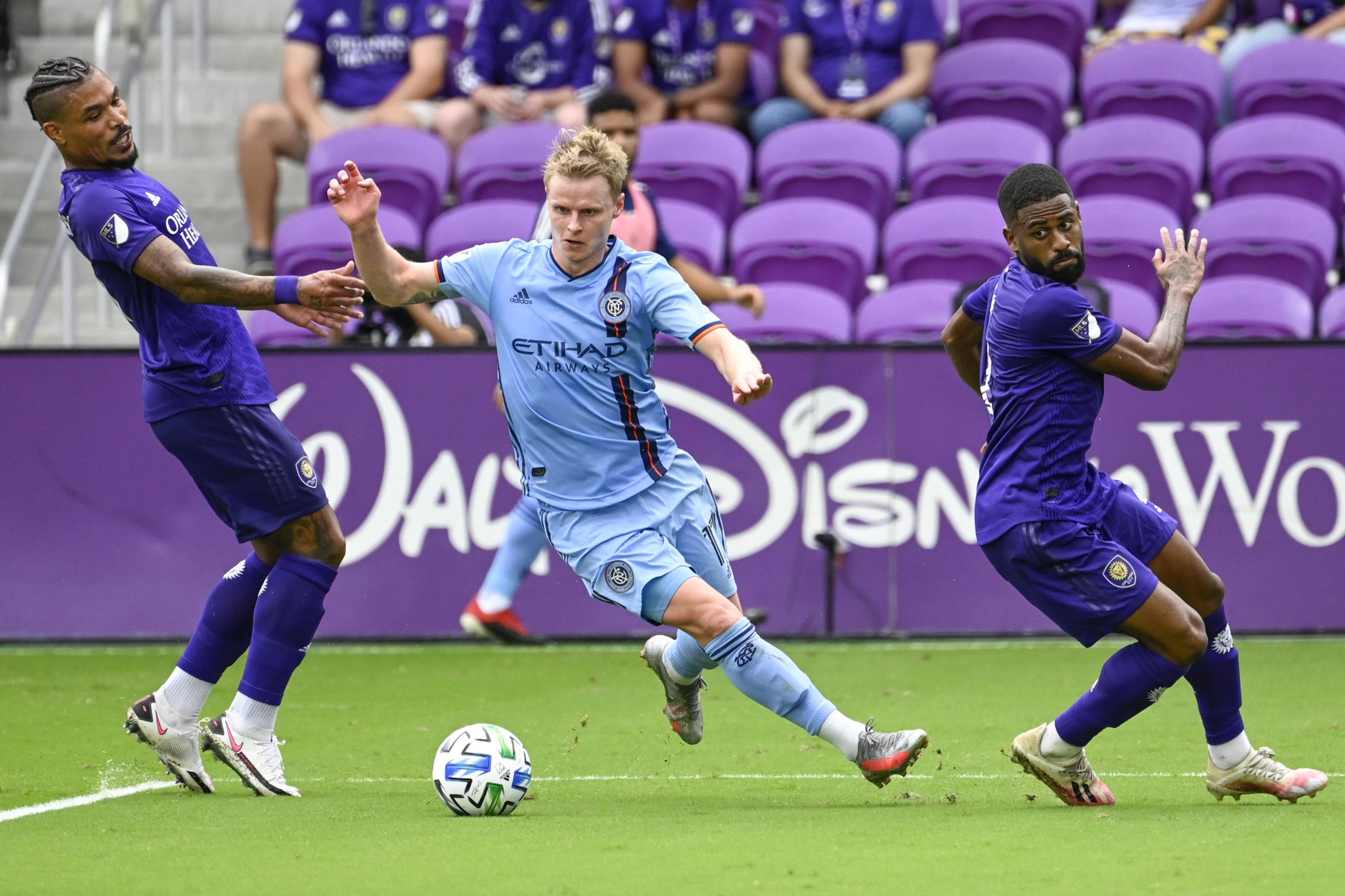 New York City FC v Orlando City SC: Round One - MLS Cup Playoffs