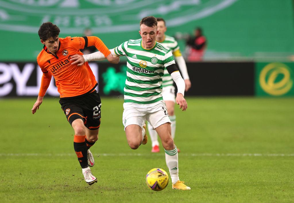 Celtic v Dundee United - Ladbrokes Scottish Premiership