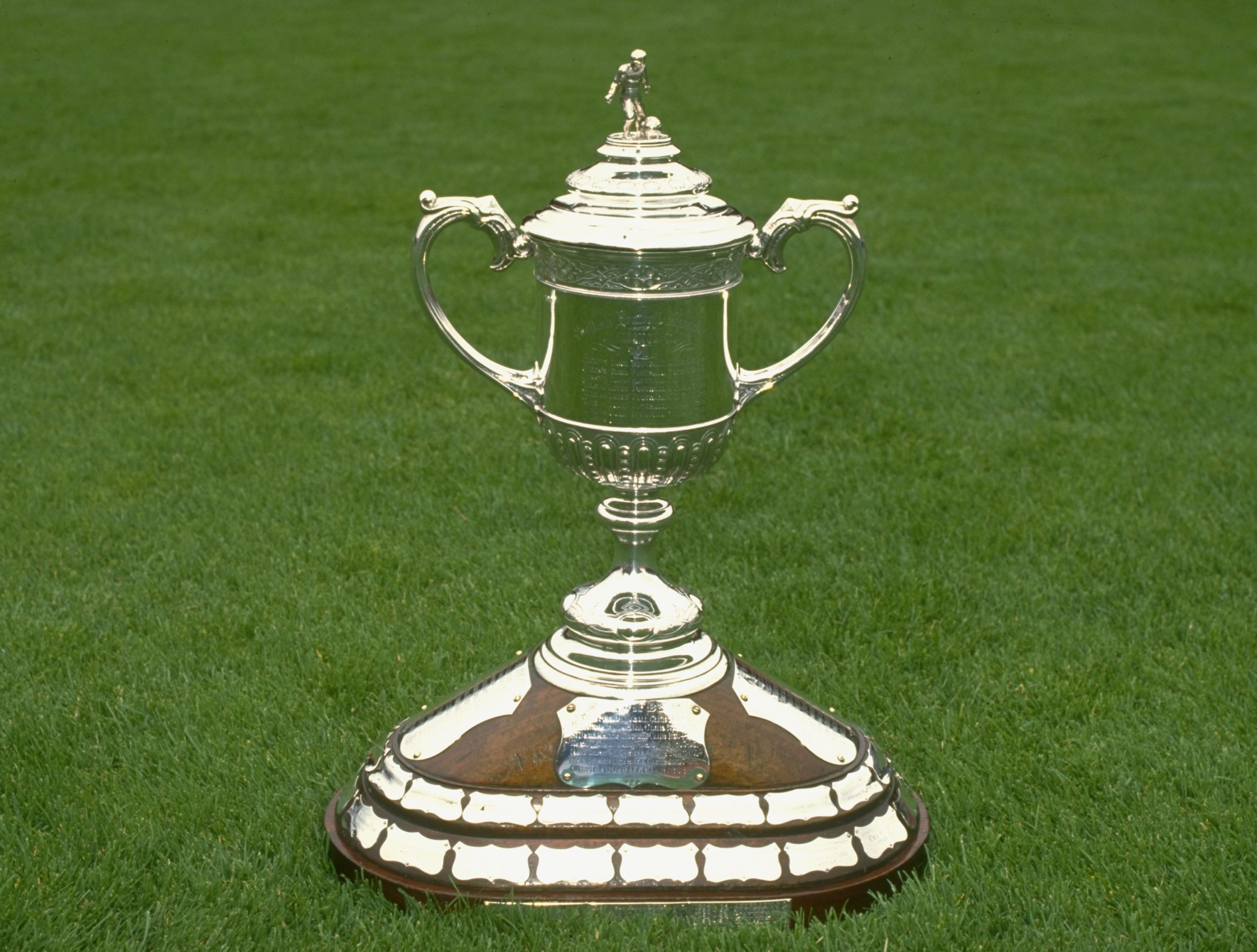 Scottish FA Cup Trophy