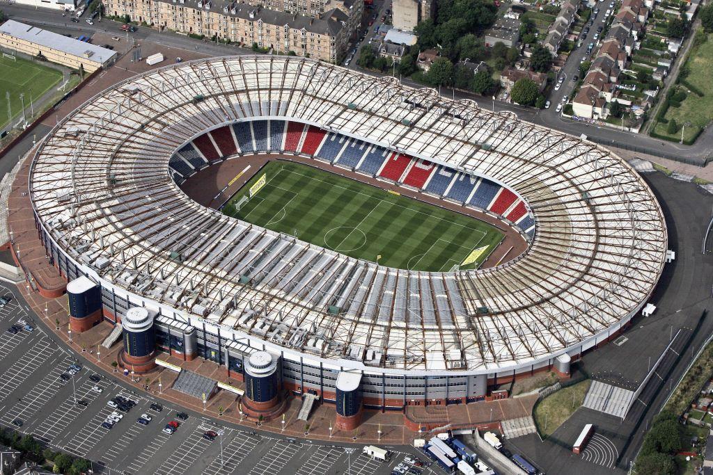 Scotland's National Stadium Hampden Park