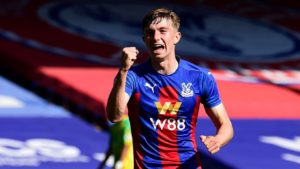 Scott Banks is a Crystal Palace talent.