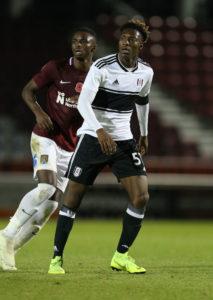 Northampton Town v Fulham U21 - Checkatrade Trophy