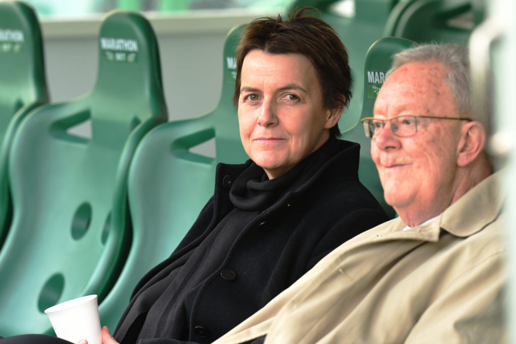 Former Hibs chief executive returns to football; couldn't turn down 'amazing opportunity'