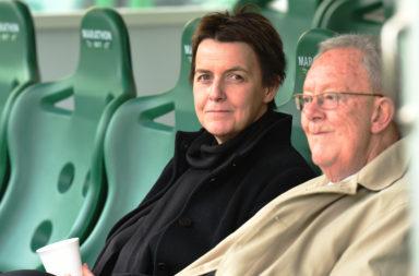 Hibernian v Hamilton Academical  - Scottish Ladbrokes Premiership
