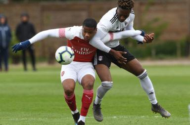 Fulham v Arsenal - U18 Premier League