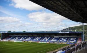 Inverness vs Morton - Tunnocks Caramel Wafer Challenge Cup