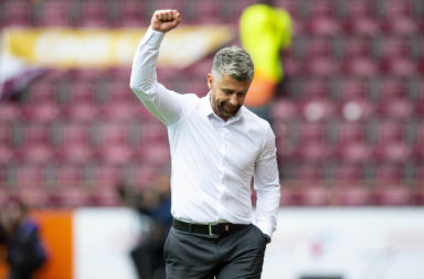 Hearts v Motherwell - Ladbrokes Scottish Premiership