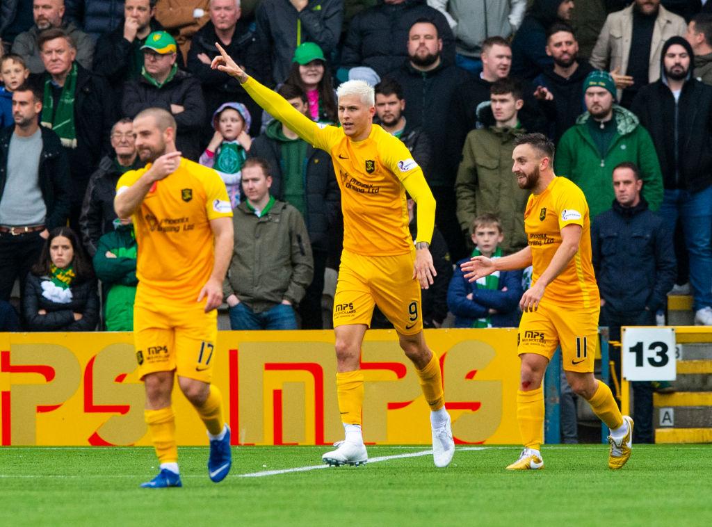 Livingston vs Celtic - Ladbrokes Premiership